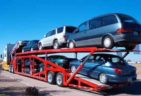 car shipping and transport services
